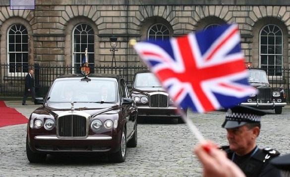 Британцев призывают забрать украинскую таможню