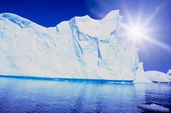 Северный полюс перемещается на 17 см в год по вине человека