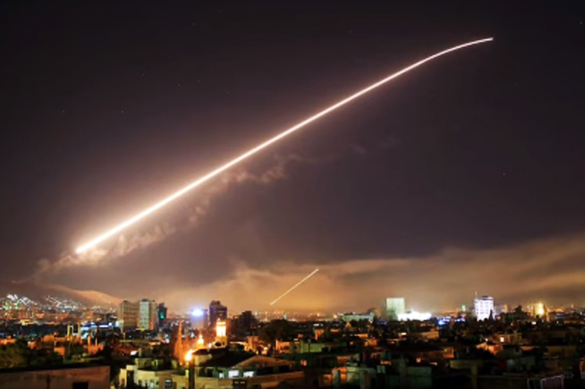 Не удержались: западная коалиция ударила по Сирии. Не удержались: западная коалиция ударила по Сирии