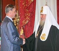 Министр Авдеев хочет молиться в музее?