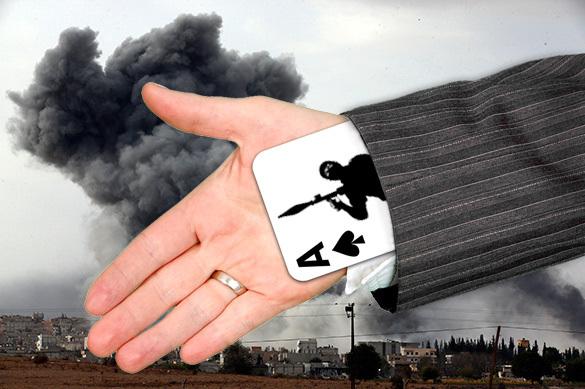 Асад: США разыгрывают в Сирии карту терроризма