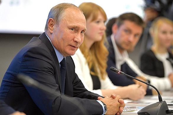 Путин: Нужно уровнять МРОТ и прожиточный минимум уже в 2018 году. 375861.jpeg