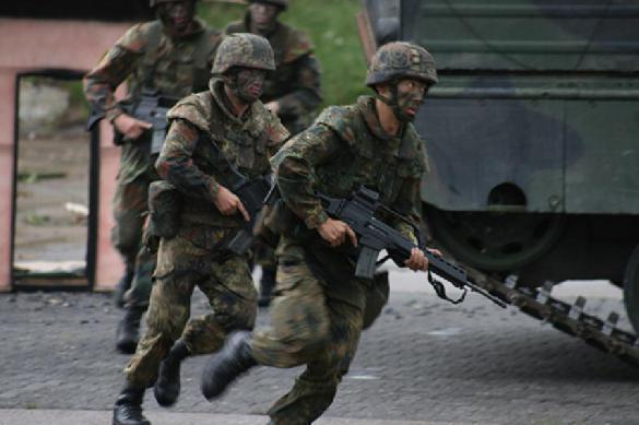 Германские СМИ: бундесвер стал армией слабаков. 389861.jpeg