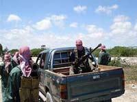 Исламисты обстреляли резиденцию сомалийского президента