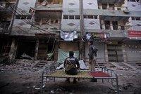 При двойном теракте в Пакистане погибли 39 человек. pakistan