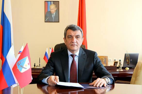 Губернатор Севастополя: За нами - Москва