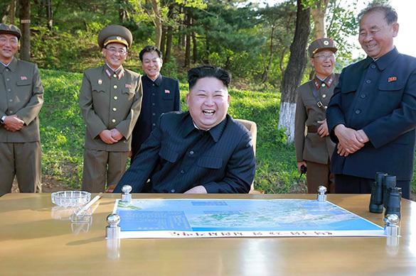Южная Корея нанесла ракетный удар по северокорейским воздушным ш