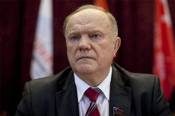 Зюганов отошел от традиций в оценке выборов. 375862.jpeg