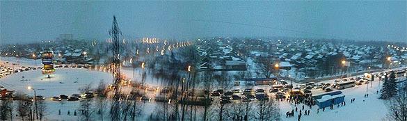 На малых российских дорогах снег будут не убирать, а утрамбовывать. 302863.jpeg