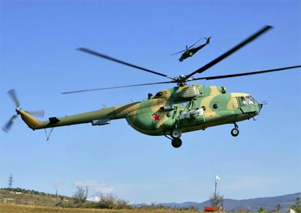 Семь вертолетов  Ми-171Ш отправляются из России  в Перу. вертолет Ми-171Ш