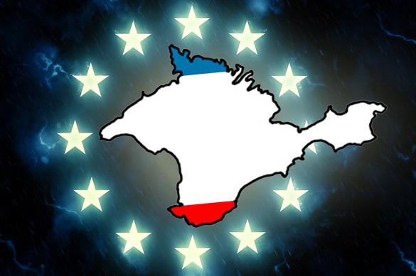 Европейские депутаты разблокировали Крым