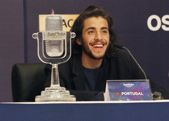 Сальвадор Собрал победил на Евровидении-2017