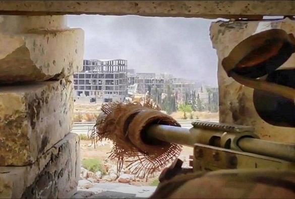 Позиции армии Сирии снова атаковал Израиль. 377863.jpeg