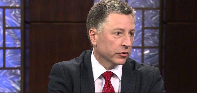 Куратор Украины Волкер рассказал о жесткой встречи с Сурковым. Куратор Украины Волкер рассказал о жесткой встречи с Сурковым