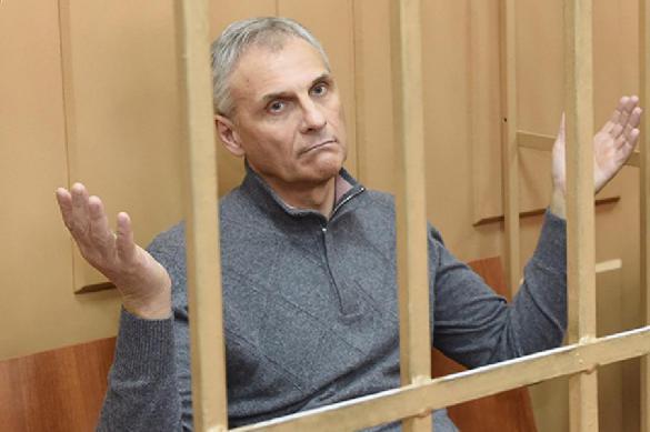 Хорошавин попросил суд помиловать его. Хорошавин попросил суд помиловать его