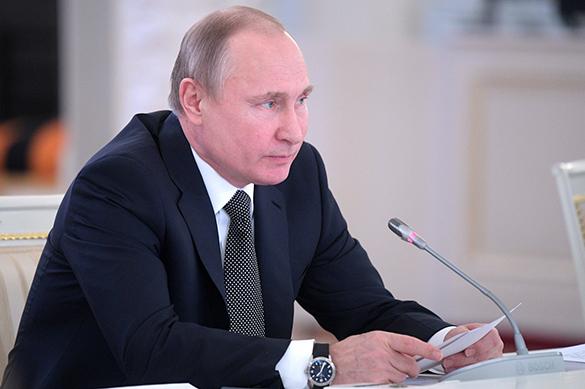 Путин об ударе Запада по Сирии: