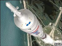 NASA готовит пуск ракеты, которая заменит шаттлы