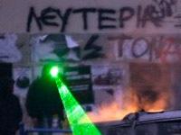 Экипаж самолета пытались ослепить лазером в Барнауле. laser