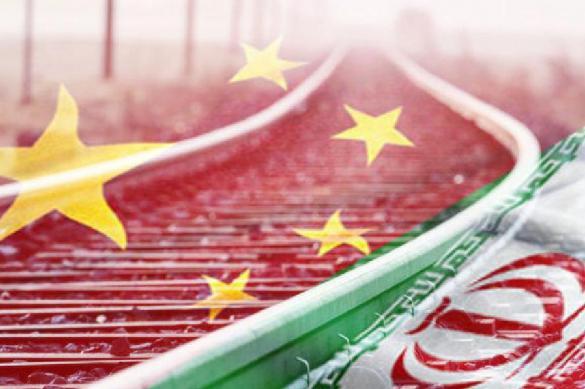 Санкции США: Китай открывает железнодорожное сообщение с Ираном. 386864.jpeg