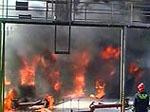 Нефтебаза в Ногинске запылала от паров бензина