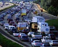 День без автомобиля отметили только чиновники