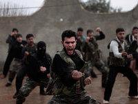 Сирийцы захватили город на границе с Турцией. 277865.jpeg