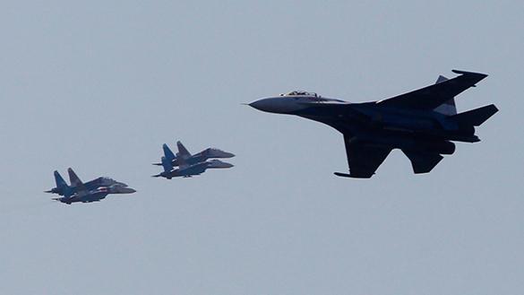 Польша проведет наблюдательные полеты над Россией. истребитель, авиация