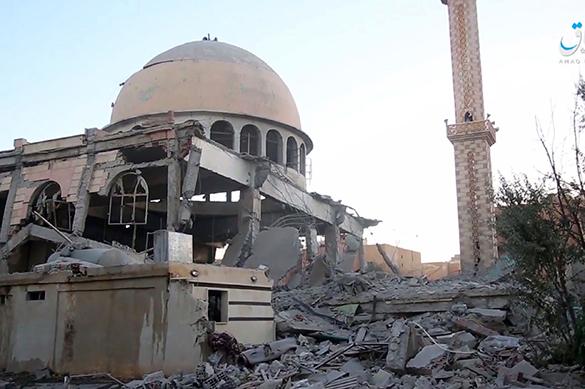 Усиление авиаударов коалиции в районе Ракки привело к гибели мир