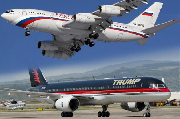 Самолеты Путина и Трампа сравнили по мощи и стоимости. 389865.jpeg
