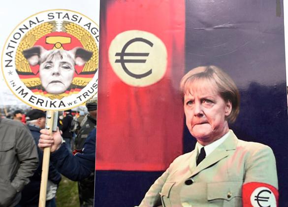 Германские ультраправые объявили о готовящемся