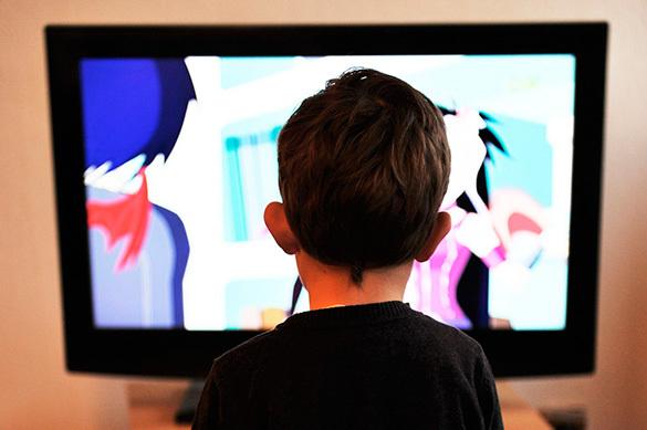 Ученые: Детям вреден телевизор