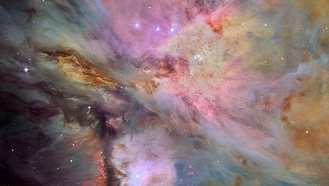 В Сети появился снимок самой красивой туманности Млечного пути