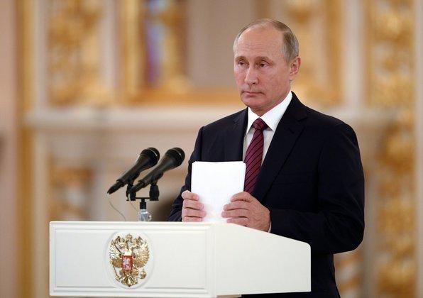 Путин: реформирование ООН должно быть продуманным. Путин: реформирование ООН должно быть продуманным