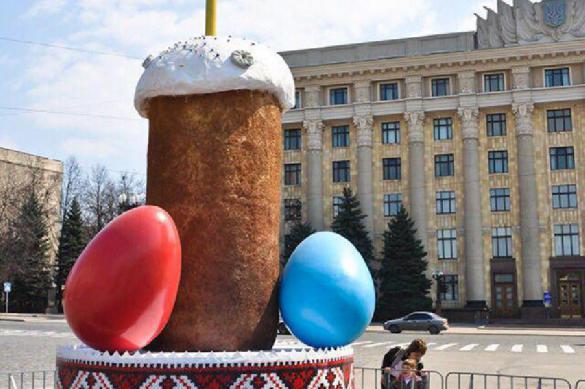Министр финансов  выплатит жительнице Красноярска компенсацию поделу офото кулича сяйцами