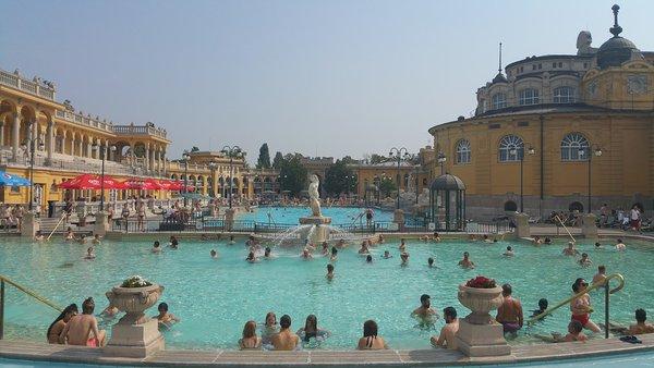 Лечение и оздоровление в Венгрии: лучшие купальни Будапешта. Лечение и оздоровление в Венгрии: лучшие купальни Будапешта