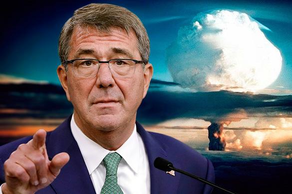 Пентагон боится ужасную Россию
