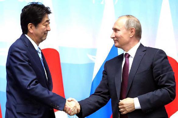 Курилы: Абэ заручился поддержкой Путина и Трампа. 396867.jpeg