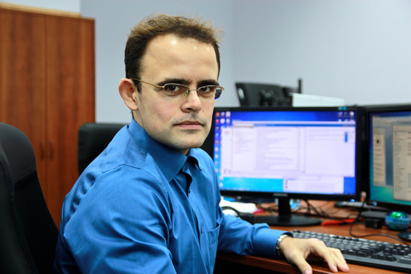Михаил Крылов: Российская платежная система может стать такой же удобной, как Visa и MasterCard. 290868.jpeg