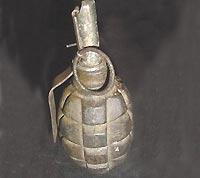 В Киеве бросили гранату в здание санэпидемстанции. Есть