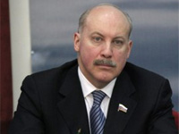 Дмитрий Мезенцев стал губернатором Прибайкалья