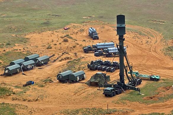Москва готова поставить Дамаску зенитно-ракетные комплексы С-300. Москва готова поставить Дамаску зенитно-ракетные комплексы С-300