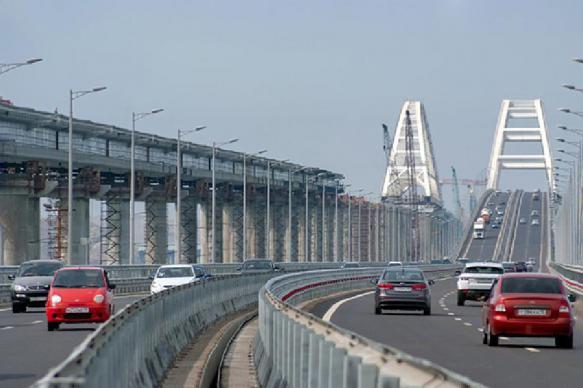 На Украине объявили о грядущем разрушении Крымского моста. 391869.jpeg