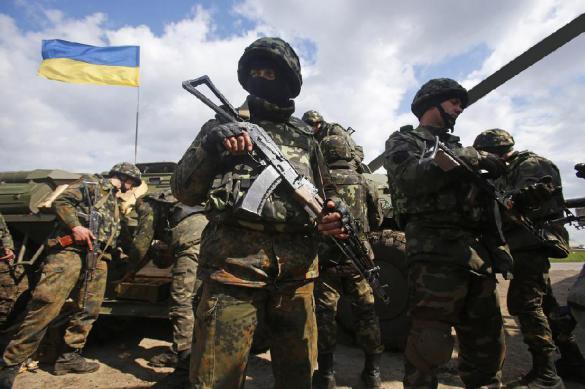 Украинский десантник перепутал шеврон дивизии СС с пиратским флагом. 395869.jpeg