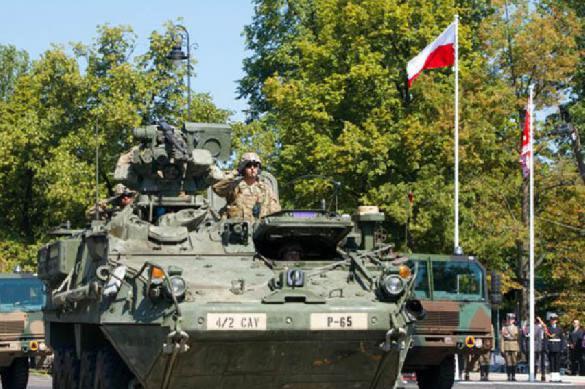 США увеличат присутствие своих военных в Польше по запросу местных властей. 398869.jpeg