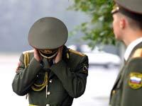 Самоубийства составили более половины небоевых потерь Минобороны