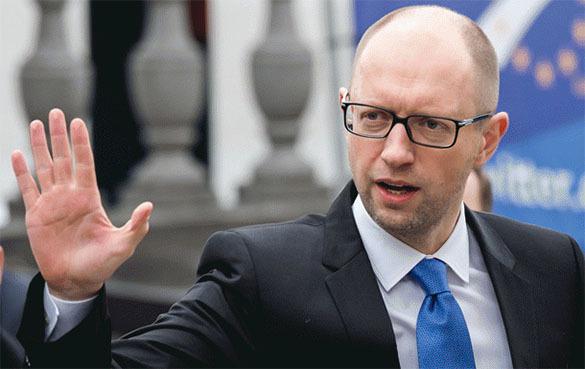 Яценюк выступил в поддержку Правого сектора