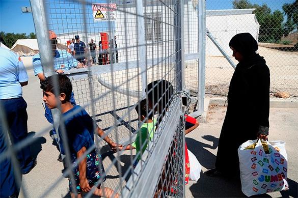 Помощь сирийским беженцам от ЕС составит 30 евро в месяц