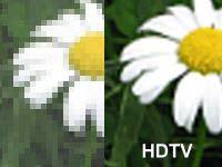 HDTV: точек в телевизоре станет больше