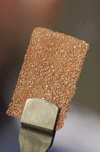 Алмаз и медь спасут электронику от перегрева