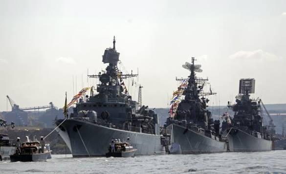 """""""Североморск"""" ответит в Черном море на вызов Fort McHenry. 396872.jpeg"""